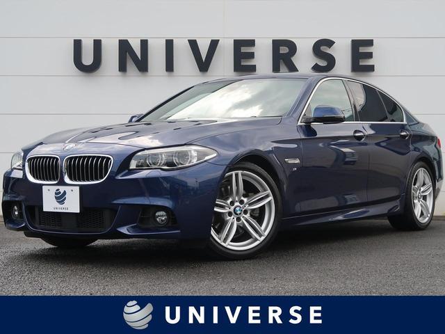 BMW 5シリーズ 523d セレブレーションエディションバロン 限定200台 衝突軽減ACC ドライビングアシスト 白革シート LEDヘッドランプ マルチディスプレイメーター スマートキー 純正ナビ/TV バックカメラ 専用19インチAW ミラーETC