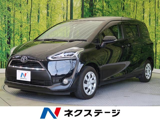 トヨタ G クエロ 純正SDナビ セーフティセンス 両側パワスラ バックカメラ LEDヘッド スマートキー 禁煙車