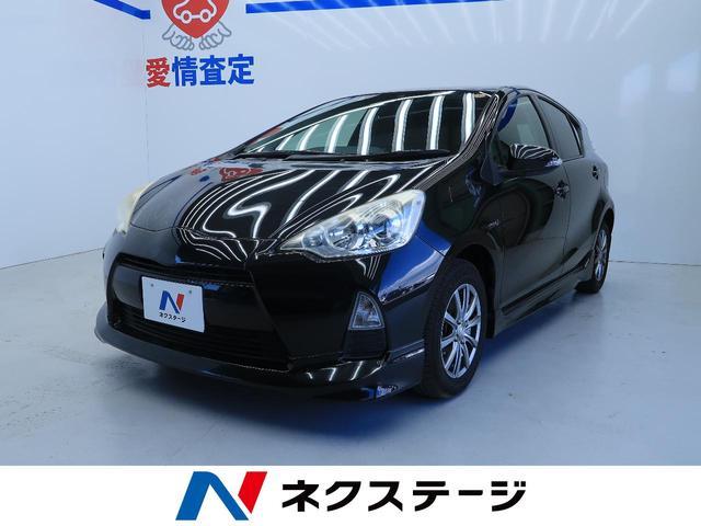 トヨタ S 社外8インチナビ エアロ クルコン Bluetooth スマートキー 社外アルミ ETC