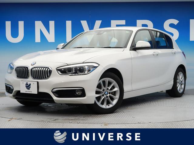 BMW 118d スタイル コンフォートパッケージ パーキングサポートパッケージ クルーズコントロール アダプティブヘッドライト LEDフォグランプ コンフォートアクセス ハーフレザーシート リアビューカメラ