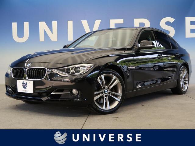 BMW 3シリーズ 328iスポーツ ブラックレザーシート シートヒーター パワーシート クルーズコントロール 純正18インチアルミホイール 純正HDDナビ 禁煙車 バックカメラ ルームミラー内蔵ETC