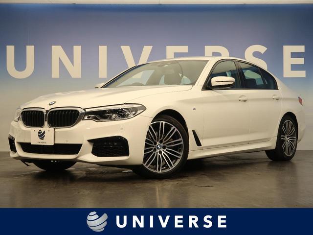 BMW 523d Mスポーツ 純正ナビ アダブディブクルーズコントロール ヘッドアップディスプレイ パワーシート ディーゼル コンフォートアクセス インテリジェントセーフティー 360°カメラ