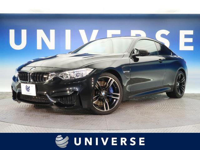 BMW M4 M4クーペ エクステンドメリノ革シート オプション19インチAW コンフォートアクセス 純正HDDナビ 前席パワーシート 前席シートヒーター バックカメラ 禁煙車 ドライビングアシスト