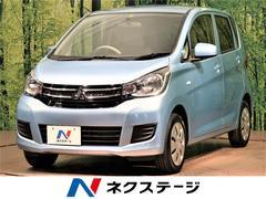 eKワゴンE CDオーディオ シートヒーター 電動格納ミラー 禁煙車 横滑り防止装置 CD AUX