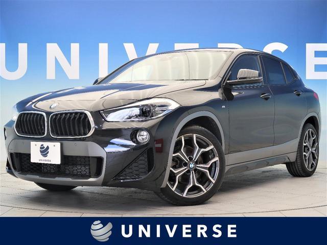 BMW sDrive 18i MスポーツX コンフォートPKG パワーシート シートヒーター 純正HDDナビ バックカメラ パークディスタンス パワーバックドア 純正19AW LEDヘッド