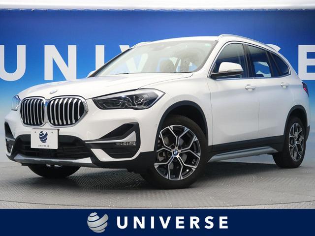 BMW xDrive 18dxラインEDジョイ+ハイラインP ワンオーナー コンフォートPKG 純正HDDナビ バックカメラ LEDヘッドライト アクティブクルーズコントロール インテリジェントセーフティ 電動リアゲート