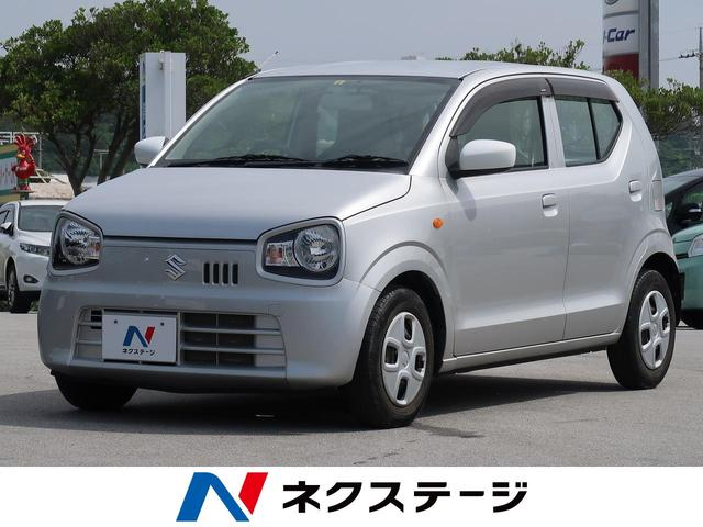 沖縄県の中古車ならアルト L CDオーディオ キーレスエントリー アイドリングストップ 横滑り防止装置 電動格納ミラー