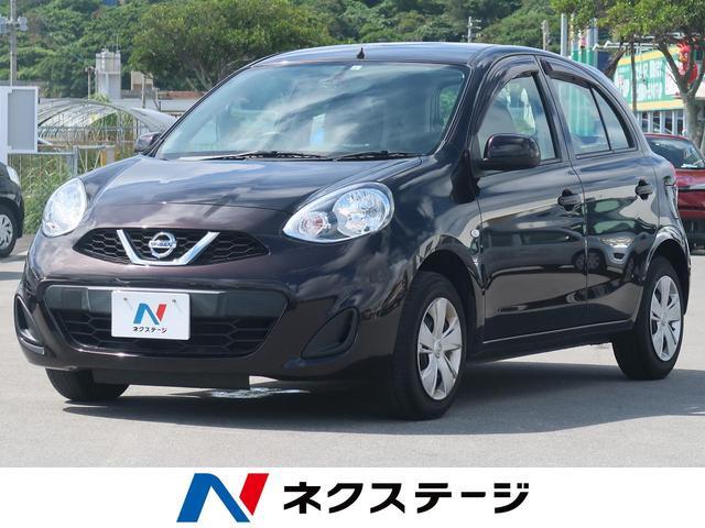 沖縄県の中古車ならマーチ S 純正ナビ バックカメラ Bluetooth キーレスエントリー フルセグTV 電動格納ミラー