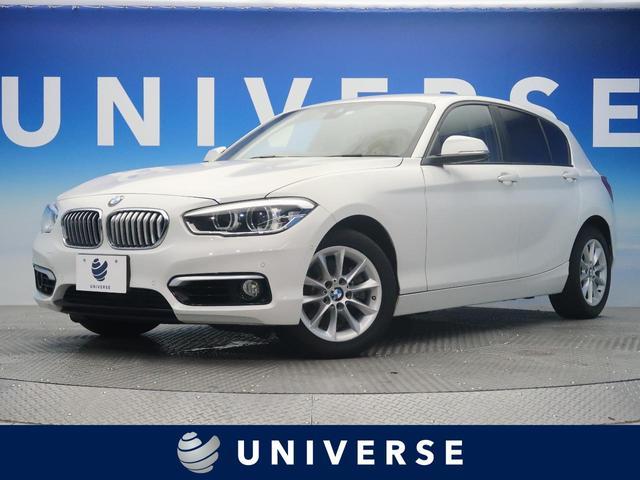 BMW 1シリーズ 118d スタイル コンフォートPKG アドバンスパーキングサポートPKG LEDヘッドランプ パークディスタンスコントロール バックカメラ デュアルオートエアコン コンフォートアクセス