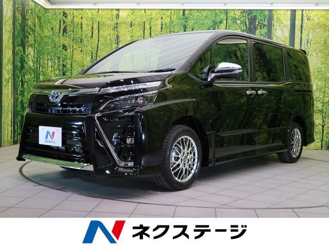 トヨタ ハイブリッドZS 煌III 登録済未使用車 両側電動 衝突軽減 シートヒーター クルーズコントロール LED 純正16インチAW