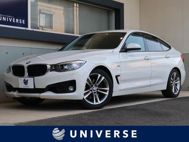 BMW 328iグランツーリスモ スポーツ 純正ナビ バックカメラ フルセグTV コンフォートアクセス パークディスタンスコントロール HIDヘッドランプ メモリーシート パワーバックドア 純正18インチAW ミラー一体ETC 禁煙車