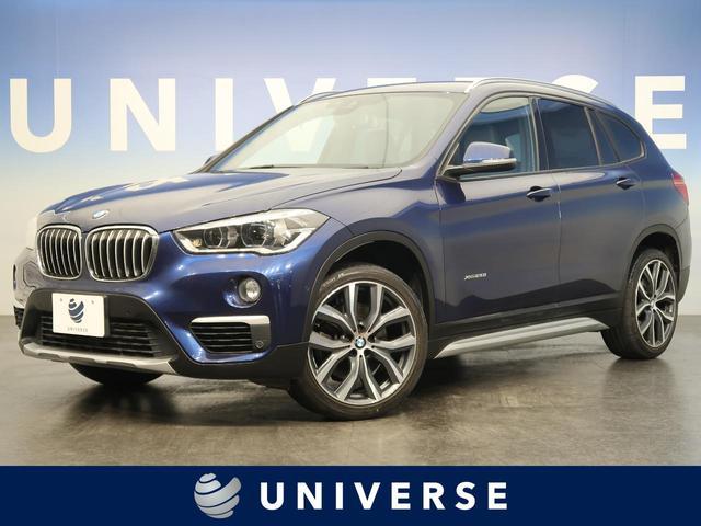 BMW xDrive 20i xライン コンフォートPKG 電動リアゲート 黒革 前席シートヒーター 4WD コンフォートアクセス 純正HDDナビ バックカメラ クリアランスソナー