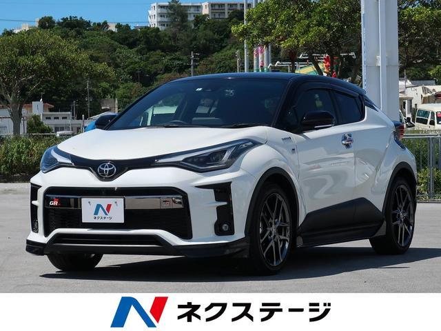 C-HR(沖縄 中古車) 色:ブラック×ホワイトパールクリスタルシャイン 価格:282.9万円 年式:2020(令和2)年 走行距離:2.3万km