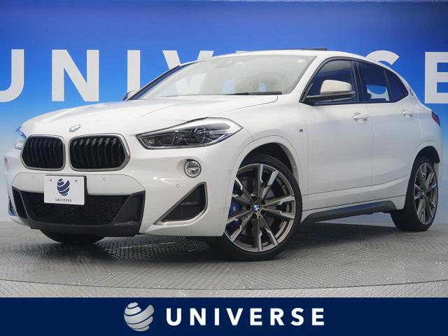 BMW M35i セレクトPKG OP20インチアロイホイール ドライビングアシストプラス HUD 電動リアケート Mスポーツサスペンション OP黒革シート コンフォートアクサス 純正HDDナビ バックカメラ