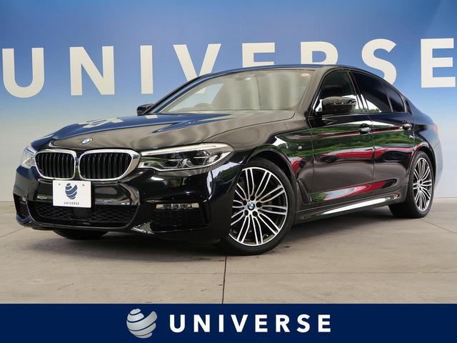 BMW 5シリーズ 523d Mスポーツ ヘッドアップディスプレイ 電動リアゲート ソフトクローズドア 純正HDDナビ 全周囲カメラ アクティブクルーズコントロール 純正19インチアルミホイール 前席パワーシート ETC車載器