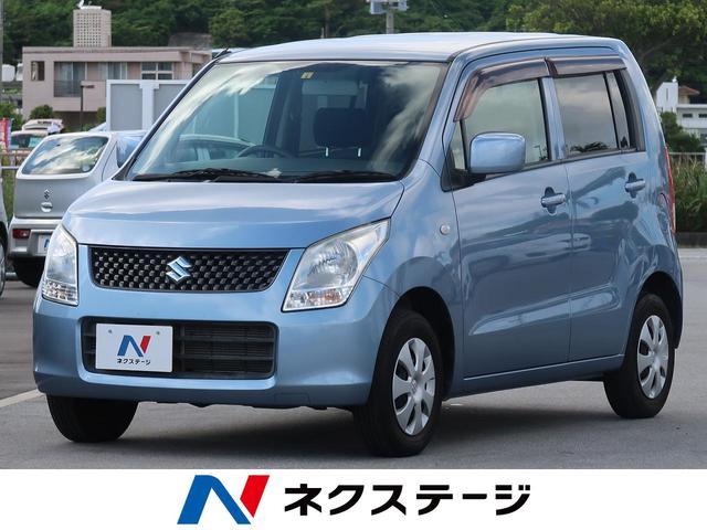 沖縄県の中古車ならワゴンR FX CDオーディオ キーレスエントリー 電動格納ミラー ドアバイザー ベンチシート