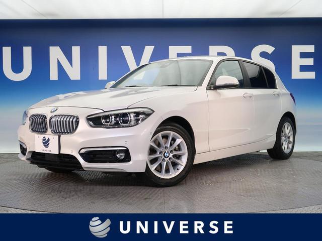 BMW 118i スタイル コンフォートパッケージ パーキングサポートパッケージ ACC コンフォートアクセス バックカメラ パークアシスト パークディスタンスコントロール デュアルオートエアコン 禁煙車 ルームミラー内蔵ETC