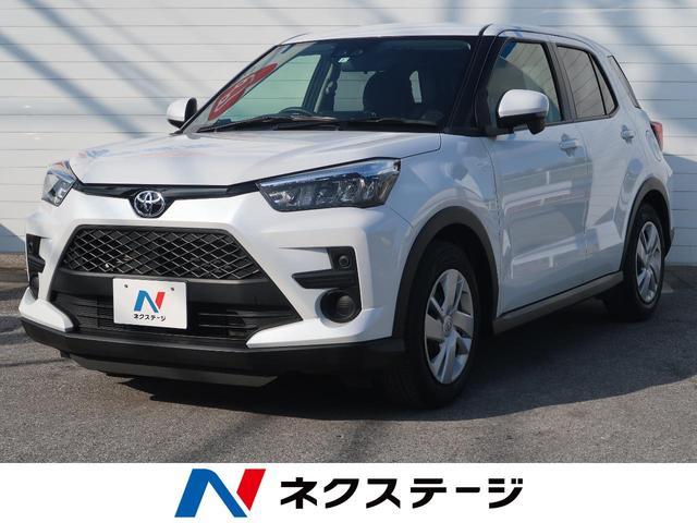 沖縄県うるま市の中古車ならライズ X S SDナビ バックカメラ トヨタセーフティーセンス ETC アイドリングストップ スマートキー コーナーセンサー