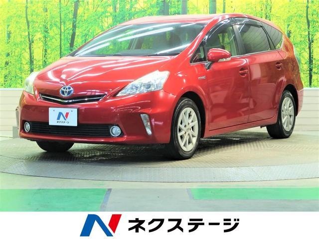 トヨタ S 純正ナビフルセグ 禁煙車 バックカメラ Bluetooth CD/DVD再生 ETC オートライト オートエアコン 純正16インチAW スマートエントリー