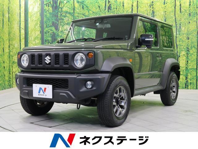 スズキ JC 4WD 5速MT 純正SDナビ セーフティサポート クルコン シートヒーター Bluetoothオーディオ LEDヘッドライト 純正15インチAW バックカメラ フルセグTV ETC ドラレコ