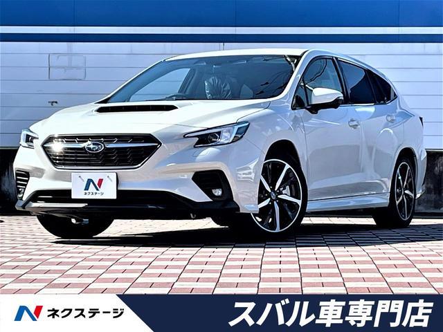 スバル GT-H EX 登録済未使用車 電動リアゲート LEDヘッドライト LEDフォグライト 純正18AW
