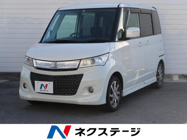 沖縄の中古車 スズキ パレットSW 車両価格 46.5万円 リ済別 2009(平成21)年 5.6万km パールホワイト