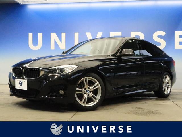 BMW 3シリーズ 320iグランツーリスモ Mスポーツ 衝突軽減機能 レーンチェンジウォーニング 純正ナビ バックカメラ クリアランスソナー クルーズコントロール パドルシフト 純正18インチアルミホイール 禁煙車 ETC