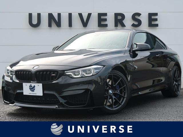 BMW M4 CS 限定60台 MドライバーズPKG カーボンパーツ 専用デザインアルミ メリノレザーコンビスポーツシート アルカンターラステアリング アダプティブMサスペンション