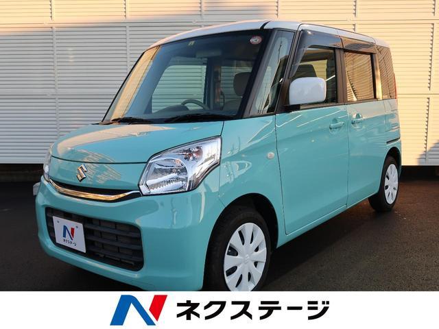 スズキ X 純正ナビ・片側電動スライド・HIDヘッドライト・運転席シートヒーター 禁煙車