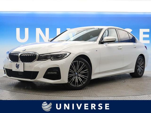 BMW 320d xDrive Mスポーツ ハイラインPKG イノベーションPKG コンフォートPKG 黒革シート シートヒーター パワーシート 純正ナビ フルセグTV パワートランク LEDヘッドランプ ヘッドアップディスプレイ