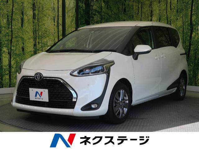 トヨタ G クエロ 禁煙車 純正ナビTV セーフティセンス LEDヘッド 両側電動スライド バックカメラ Bluetooth接続 ETC スマートキー