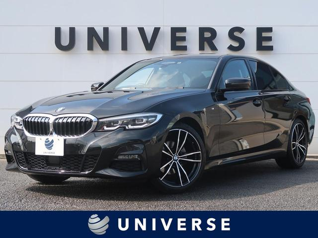 3シリーズ(BMW) 320d xDrive Mスポーツ ハイラインPKG/コンフォートPKG/オプション19インチAW/1オーナー 黒革シート ドライビングアシスト アクティブクルーズ パワートランク LEDヘッドランプ パークディスタンス ミラー内ETC 中古車画像