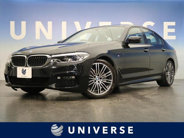 BMW 523i Mスポーツ ハイラインPKG  黒革シート アダブディブクルーズコントロール コンフォートアクセス パワーバックドア 純正19インチAW 全席シートヒーター 360°カメラ