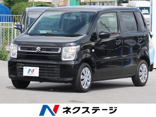 ワゴンR(沖縄 中古車) 色:ブルーイッシュブラックパール3 価格:69.9万円 年式:2018(平成30)年 走行距離:6.6万km