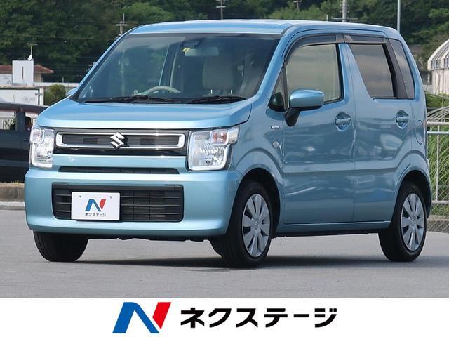 ワゴンR(沖縄 中古車) 色:フィズブルーパールメタリック 価格:99.9万円 年式:2020(令和2)年 走行距離:1.0万km