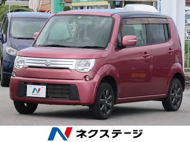 MRワゴン(沖縄 中古車) 色:カシスピンクパールメタリックブラック2トーンルーフ 価格:39.9万円 年式:2012(平成24)年 走行距離:6.0万km
