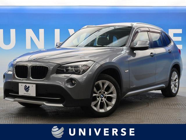 BMW xDrive 20i サンルーフ 革シートセット iDriveナビゲーションセット 黒革 純正HDDナビ バックカメラ コーナーセンサー シートヒーター 社外TVチューナー ETC 純正17インチAW ワンオーナー 禁煙車