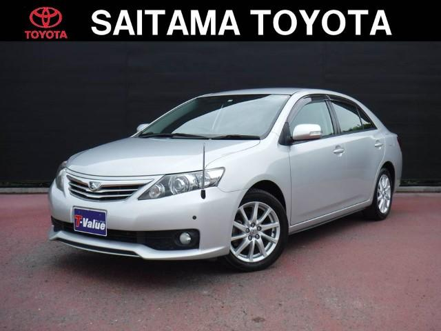 Photo of TOYOTA ALLION A18 HID EDITION / used TOYOTA