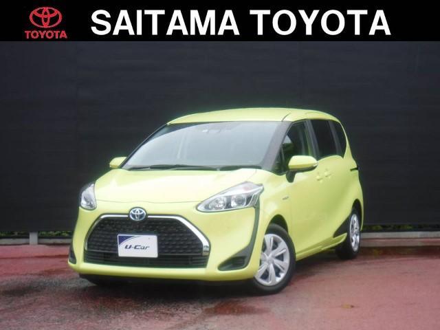 トヨタ ハイブリッドG・当社社用車・パノラミックビューモニター