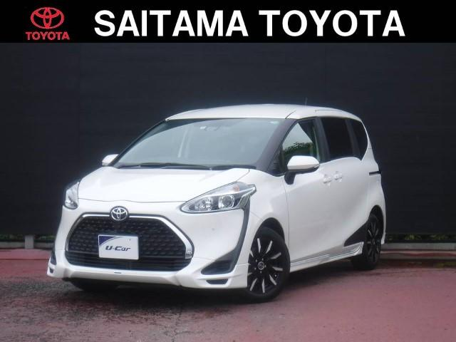 トヨタ G・当社社用車・TRDフルエアロ・パノラミックビュ・衝突軽減