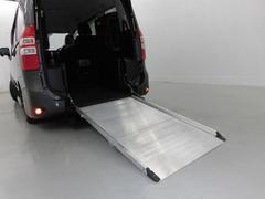 ノアSiタイプ1車椅子1脚セカンドシート固定式片側電動スライド