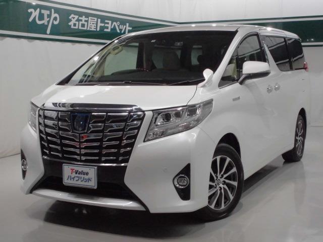 トヨタ G Fパッケージ 10インチナビ 後席TV ETC 社用車