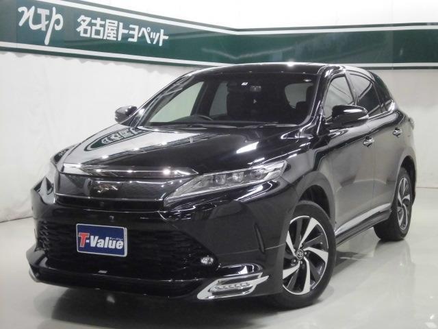 トヨタ プログレス メタルアンドレザーP 社用車 TRDエアロ