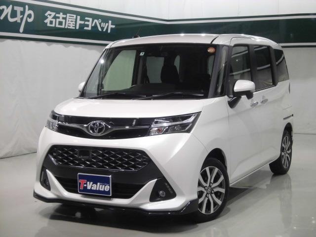 トヨタ カスタムG-T SDナビバックモニターETC