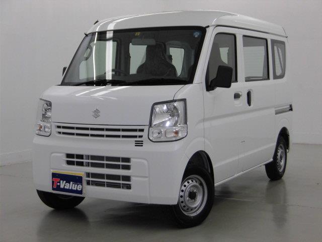 スズキ 660PA両側スライドドアスピーカー内蔵ラジオ新車保証継承車