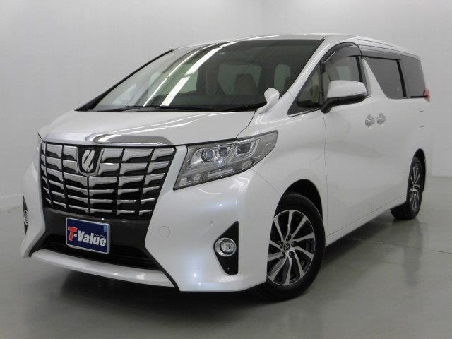 トヨタ 2.5G クルコン パワーシート 純正アルミ LED