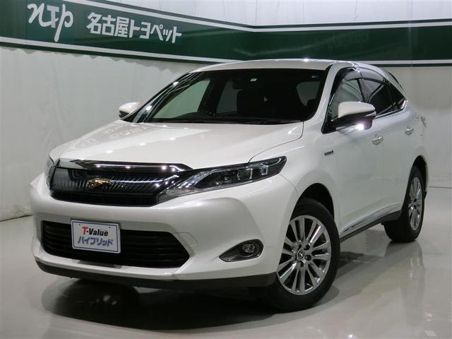 トヨタ 2.5プレミアム4WDサンルーフ付JBLメーカーナビフルセグ