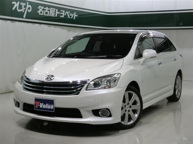 トヨタ エアリアル HID HDDナビ バックモニター