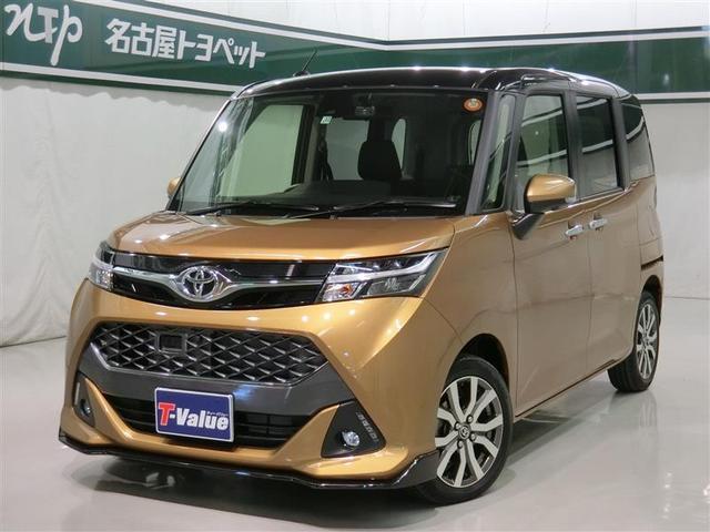トヨタ カスタムG-T 当社試乗車 T-connectナビ