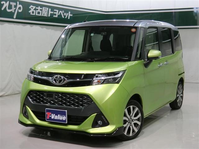 トヨタ カスタムG-T SDナビ Bモニター 後席TV LED